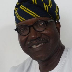 TOKUNBO AJASIN TO REPRESENT ONDO ON REVENUE MOBILISATION ALLOCATION AND FISCAL COMMISSION