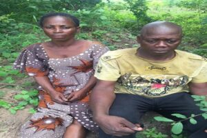 ARMY, SECURITY AGENCIES RESCUE TWO KIDNAP VICTIMS IN IBOROPA FOREST, AKOKO NORTH LOCAL GOVERNMENT