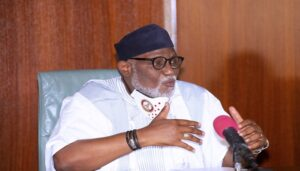 AKEREDOLU'S SENIOR SPECIAL ASSISTANT ON POLITICAL MATTERS RESIGNS