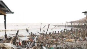 SEA INCURSION WASHES OFF MESE AND AWOYE COMMUNITIES IN ILAJE LOCAL GOVERNMENT, AS RESIDENTS VOW TO VOTE OUT APC GOVERNMENT
