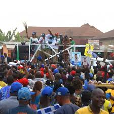 1000 DECAMPEES JOIN APC AT ONIPARAGA, ODIGBO LOCAL GOVERNMENT