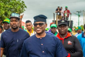 WHY I DID'NT MAKE AGBOOLA AJAYI MY RUNNING MATE – JEGEDE