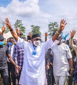 AKEREDOLU RETURNS FOR SECOND TERM