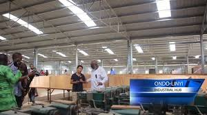 ORE INDUSTRIAL HUB, A CRITICAL ECONOMIC CATALYST FOR ONDO STATE