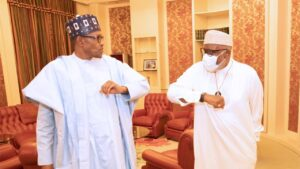 AKEREDOLU MEETS BUHARI ON INSECURITY IN SOUTHWEST, CALLS FOR ASSISTANCE IN FLUSHING OUT CRIMINALS