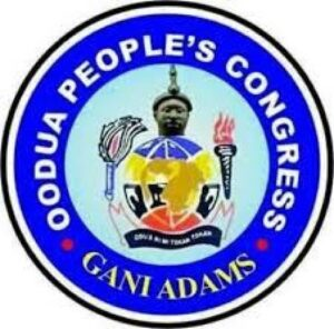 OODUA PEPOLE'S CONGRESS EXPRESSES SUPPORT FOR AKEREDOLU'S VACATION ORDER