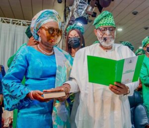 JOURNEY TO ONDO STATE REDEMPTION BEGINS – AKEREDOLU, AS HE BEGINS SECOND TERM