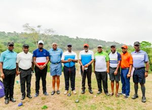 FRIENDS OF AKETI ORGANIZE GOLF TOURNAMENT TO WRAP UP SECOND TERM INAUGURATION ACTIVITIES
