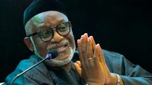 AKEREDOLU FORWARDS NAMES OF FOUR COMMISSIONER NOMINEES  TO HOUSE OF ASSEMBLY FOR CONFIRMATION