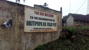 OKITIPUPA OIL PALM COMPANY BOUNCES BACK, PROVIDES JOBS FOR NIGERIANS