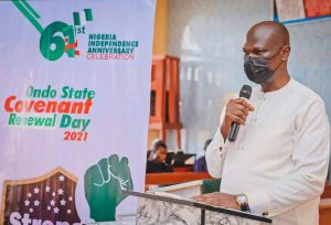 ALL SAINTS ANGLICAN CHURCH IJOMU, AKURE HOLDS STATE COVENANT RENEWAL DAY