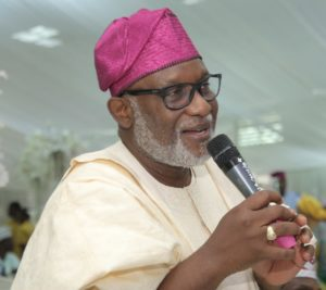 YOU HAVE BEEN TESTED AND WE GIVE YOU 100 PERCENT MARK – SOUTHERN ONDO OBAS TELL AKEREDOLU