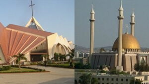 CHURCH SERVICES SHOULD NOT EXCEED TWO HOURS, HOLD ONLY ON SUNDAYS, JUMAT SERVICE ONLY FOR MOSLEMS