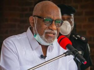 AKEREDOLU SHOUTS, MY DETRACTORS ARE PLANNING TO PUBLICLY DISCREDIT ME