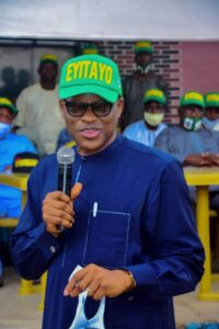 ELEVEN PARTIES UNITE FOR JEGEDE