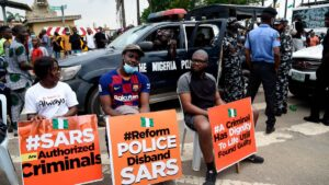 SECOND ENDSARS PROTEST, ONDO POLICE WARNS PROTESTERS