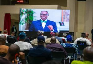 ADESINA HARPS ON HOW A STRONGER AND MORE VIABLE NIGERIA CAN EMERGE