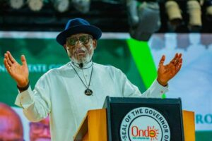NIGERIANS ARE LOSING FAITH IN NATIONAL UNITY – AKEREDOLU