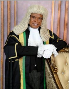 JUSTICE INYANG EKWO STOPS INVESTIGATION OF CHIEF JUDGE BY ATTORNEY GENERAL