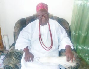 AFTER 43 YEARS ON THE THRONE, OBA OLU OJO, IRALEPO OF ISINKAN JOINS HIS ANCESTORS