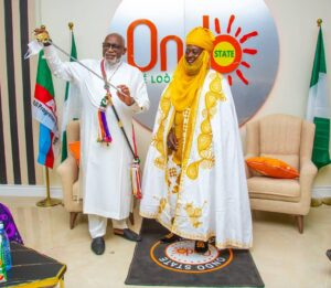 EBIRAS HAVE THRIVED BETTER UNDER AKEREDOLU ADMINISTRATION THAN ANY OTHER ADMINISTRATION IN THE STATE – ADO IBRAHIM, OHINOYI OF EBIRALAND