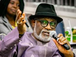 AKEREDOLU LEADS EXECUTIVE TO OWO MEETING WITH ALL FACTIONS OF HOUSE OF ASSEMBLY