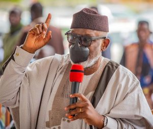 AS AKEREDOLU RESUMES DUTY AFTER 15 DAYS VACATION: THE FIRST THING PUT ON MY TABLE WAS THE VICTORY AT THE ELECTION TRIBUNAL