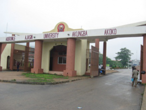 NEW ADEKUNLE AJASIN UNIVERSITY VICE-CHANCELLOR MAPS OUT NEW DIRECTION FOR THE INSTITUTION