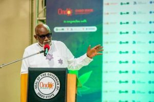 ONDO GOVERNMENT EXPLORING POTENTIALS IN ALL SECTORS OF THE ECONOMY – AKEREDOLU