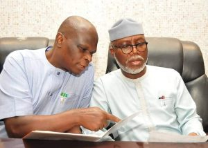 ONDO/OSUN INTERSTATE JOINT CARETAKER BOUNDARY COMMITTEE  STAKEHOLDERS MEETING HELD TO RESOLVE BOUNDARY DISPUTES